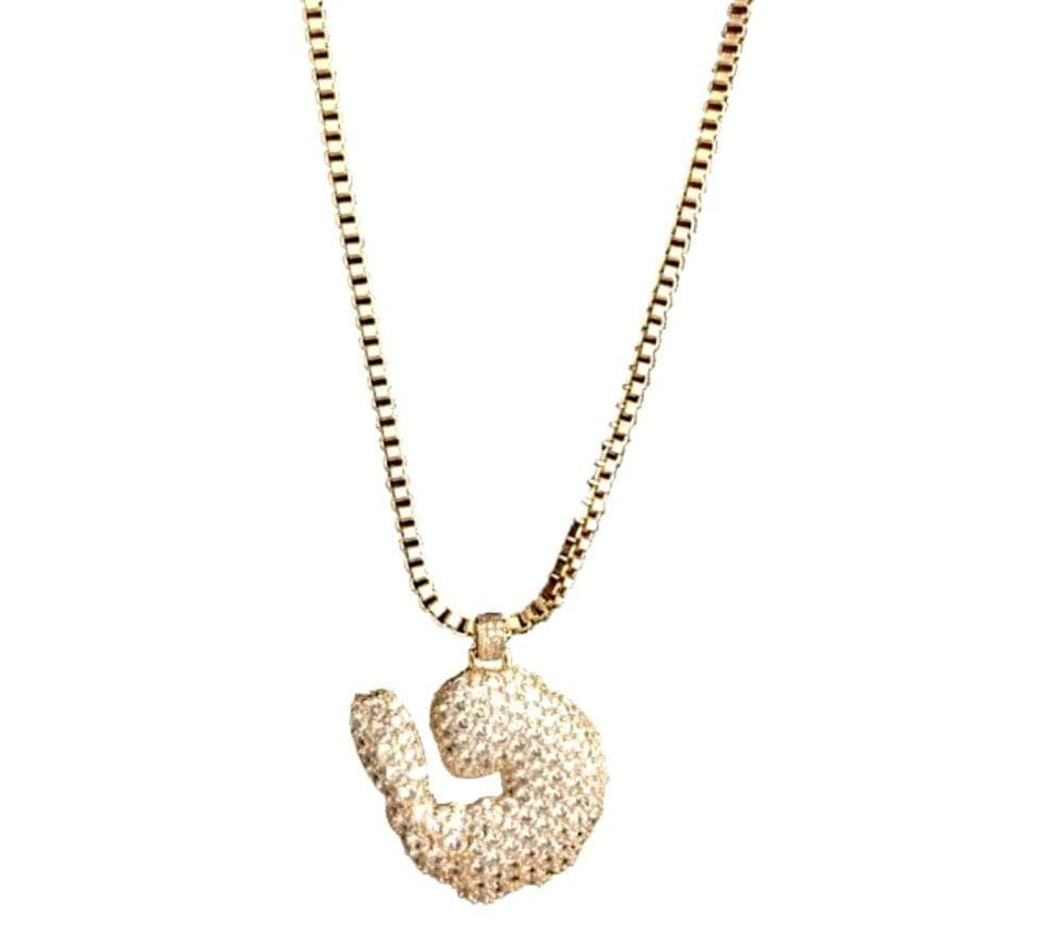 Supreme Patty Jumbo Shrimp Chain - HYPE HOUSE CHAINS
