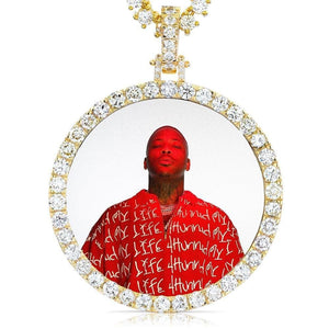 YG 4 Hunnid Chain + Digital Download - HYPE HOUSE CHAINS