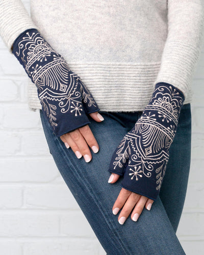 Jasmine Fleece Glove