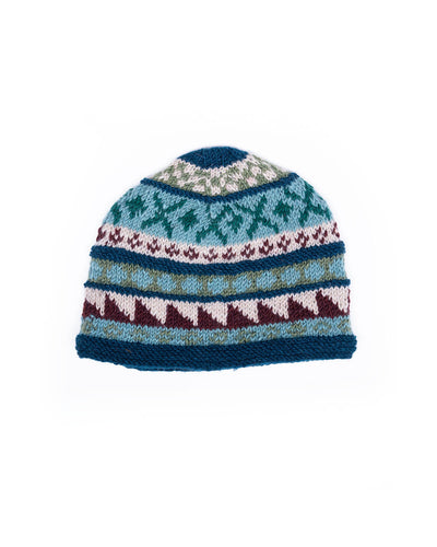 Alpine Wool Knit Cap