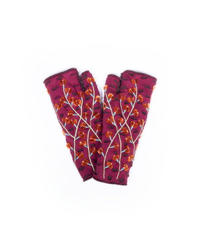 Azalea Fleece Glove