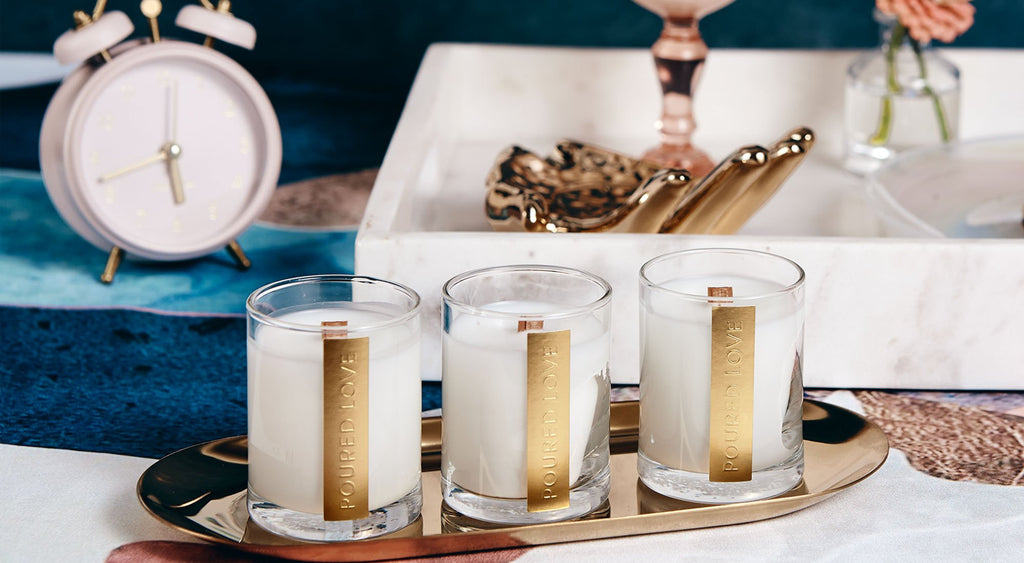 Mini Candles- Trio Set