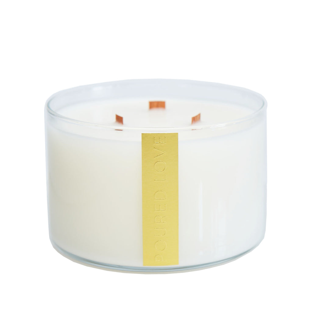 Lemon Eucalypt - Scented Candle