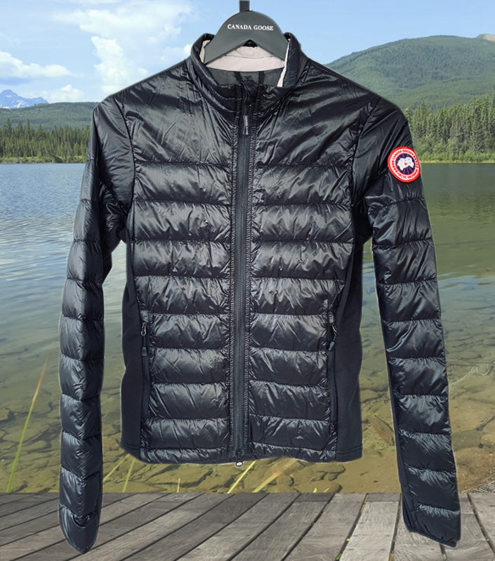 CANADA GOOSE Ladies Hybridge Lite Jacket Black Size XS