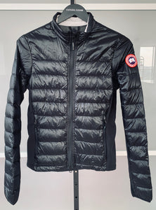 CANADA GOOSE Ladies Hybridge Lite Jacket Black Size S