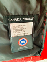 Load image into Gallery viewer, CANADA GOOSE Ladies Hybridge Lite Vest Red Size L