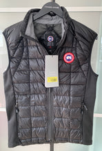 Load image into Gallery viewer, CANADA GOOSE Men's Hybridge Lite Vest Black Size M