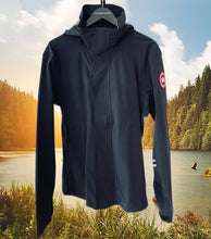 Load image into Gallery viewer, CANADA GOOSE Men's Ridge Shell Black Size S