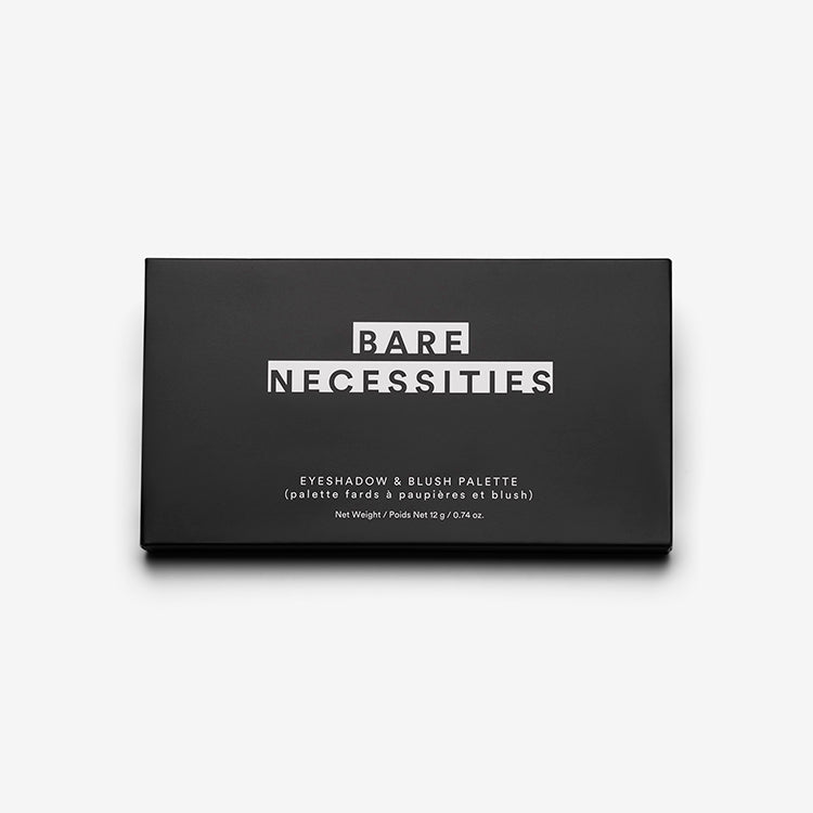 Bare Necessities Eyeshadow & Blusher Palette