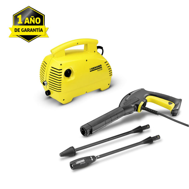 Hidrolavadora Karcher K2.93 Plus 1600psi