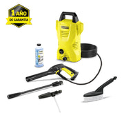 Hidrolavadora Karcher K2 Basic Car 1600psi