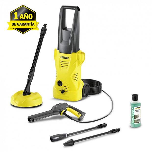 Hidrolavadora Karcher K2 Home 1600 psi