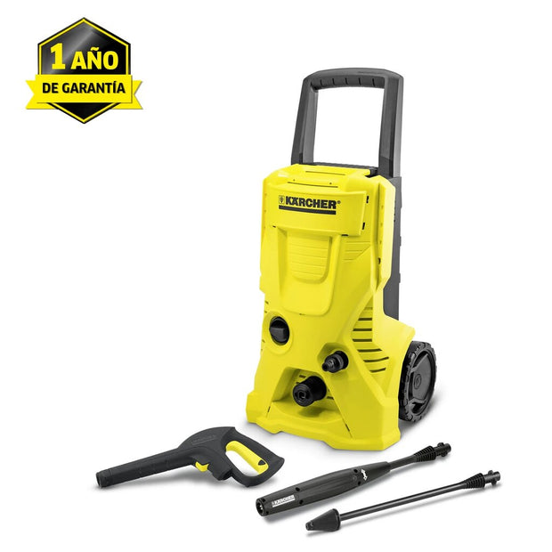 Hidrolavadora Karcher K4 Basic 1800psi