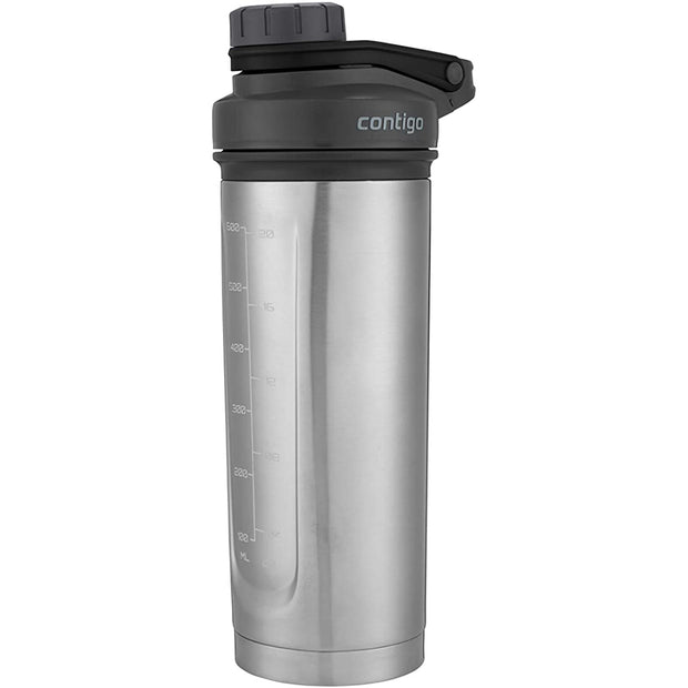 Contigo Termo Shake & Go Fit - SS Mixer Bottle de 24oz