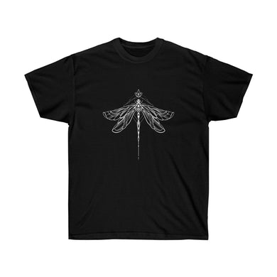 Dragonfly Tattoo Shirt @olga_kirikilica