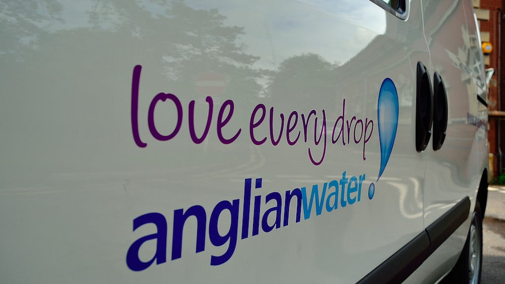 Anglian Water and Built Intelligence Working Together