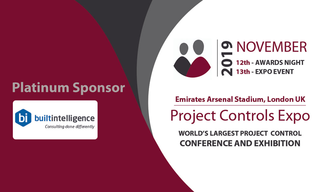 See us at the Project Controls Expo 2019