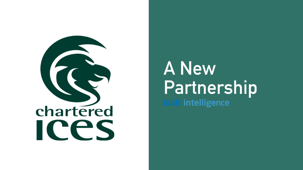 Exciting new partnership for CICES and Built Intelligence