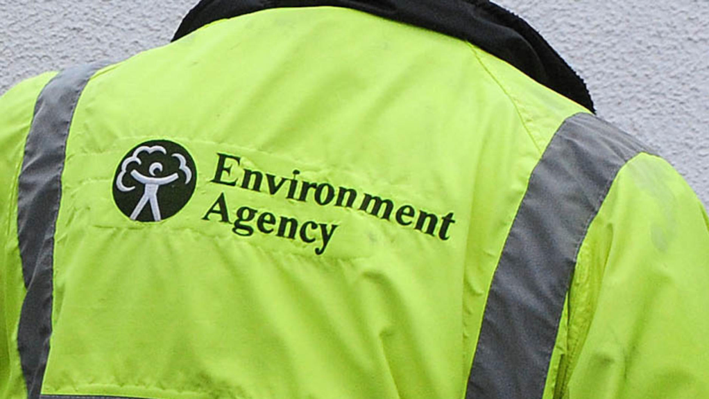 Environment Agency and Built Intelligence Working Together.