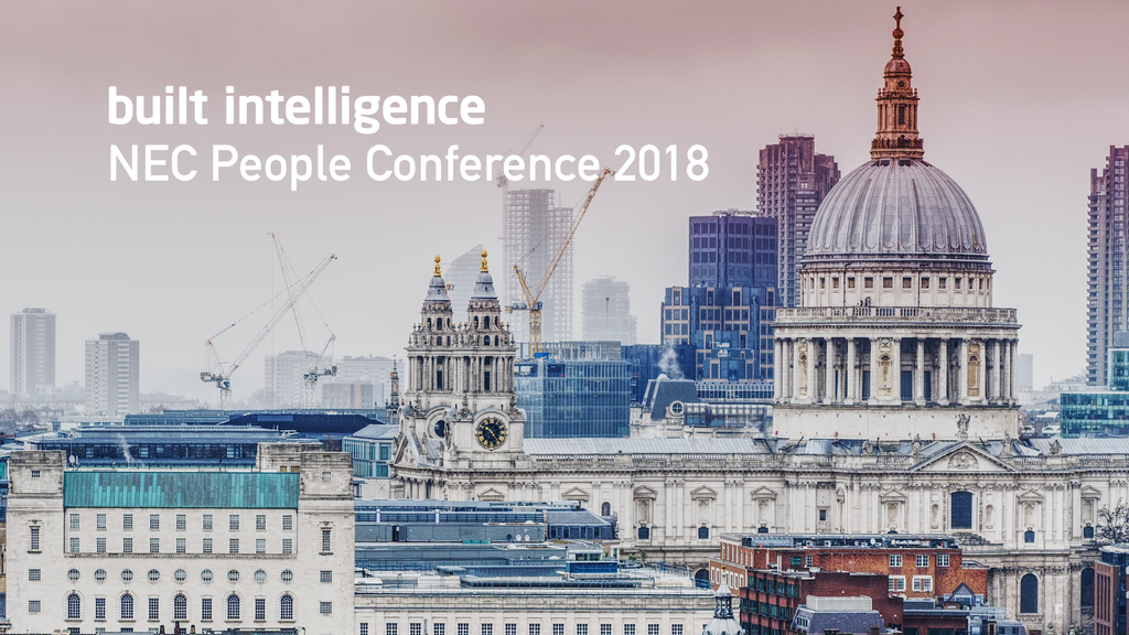 NEC People Conference 2018 Gallery
