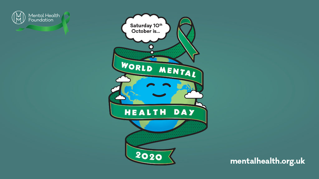 World Mental Health Day 2020: My Witness Statement by Alex Axford