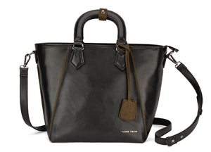 The Ultimate Black Tote (Hold upto 13 inches laptop)