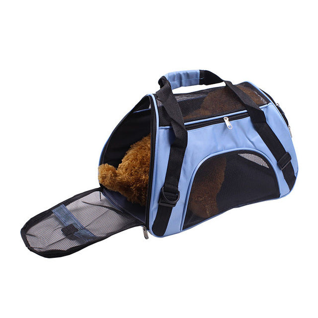 Pet Carrier Bags For Cats Dogs
