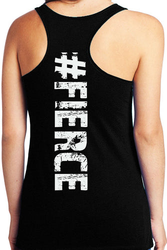 #FIERCE Tank Top