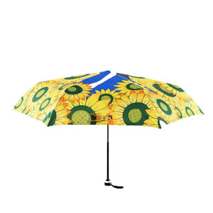 Premier Sunflower Girl Sunny Umbrella