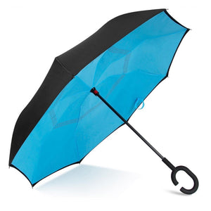 Premeir Double Layer Reverse Umbrella