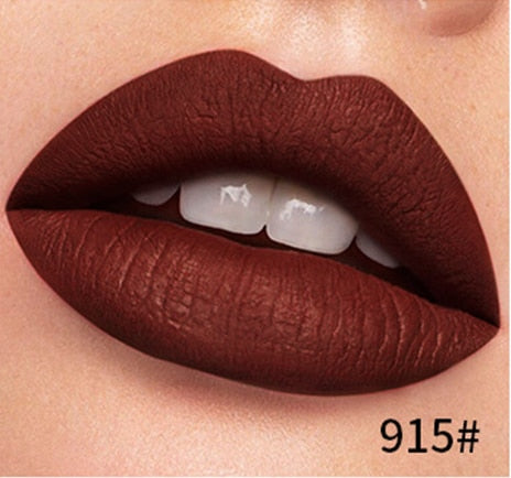 Pudaier Newest Mini Capsule Lipstick Matte Maquiagem Natural Waterproof Non-Stick Cup Lip Tint Waterproof Long Lasting Batom