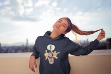 Load image into Gallery viewer, Take Me Back Unisex Hoodie - What The Fuss Apparel