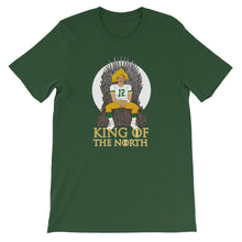 Load image into Gallery viewer, The King Of The North Unisex Tee - What The Fuss Apparel