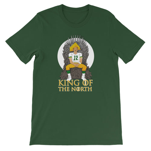 The King Of The North Unisex Tee - What The Fuss Apparel