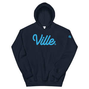 Ville The End Of Time Unisex Hoodie - What The Fuss Apparel