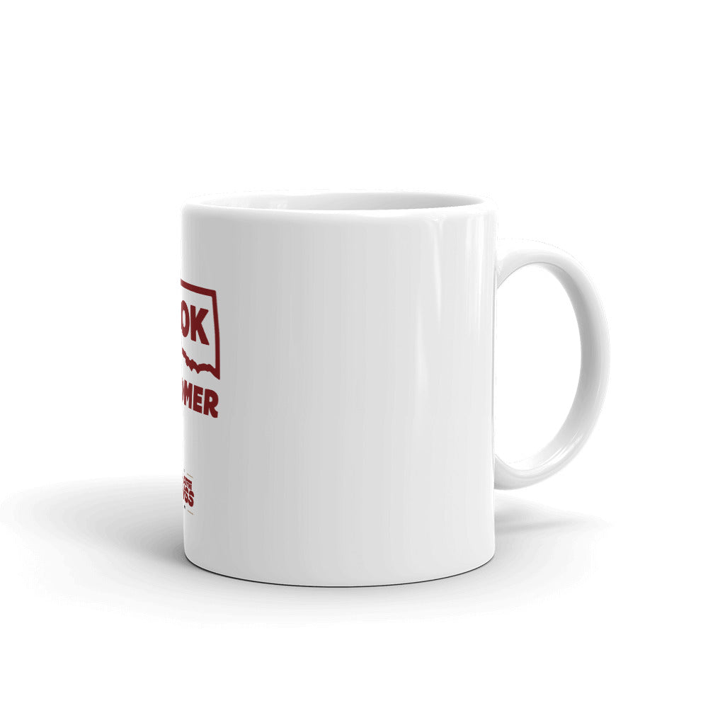 Ok, Boomer Coffee Mug White - What The Fuss Apparel