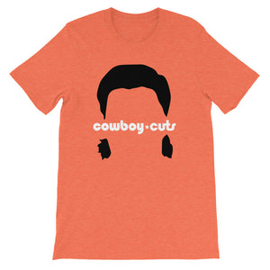 Cowboy Cuts Tee - What The Fuss Apparel