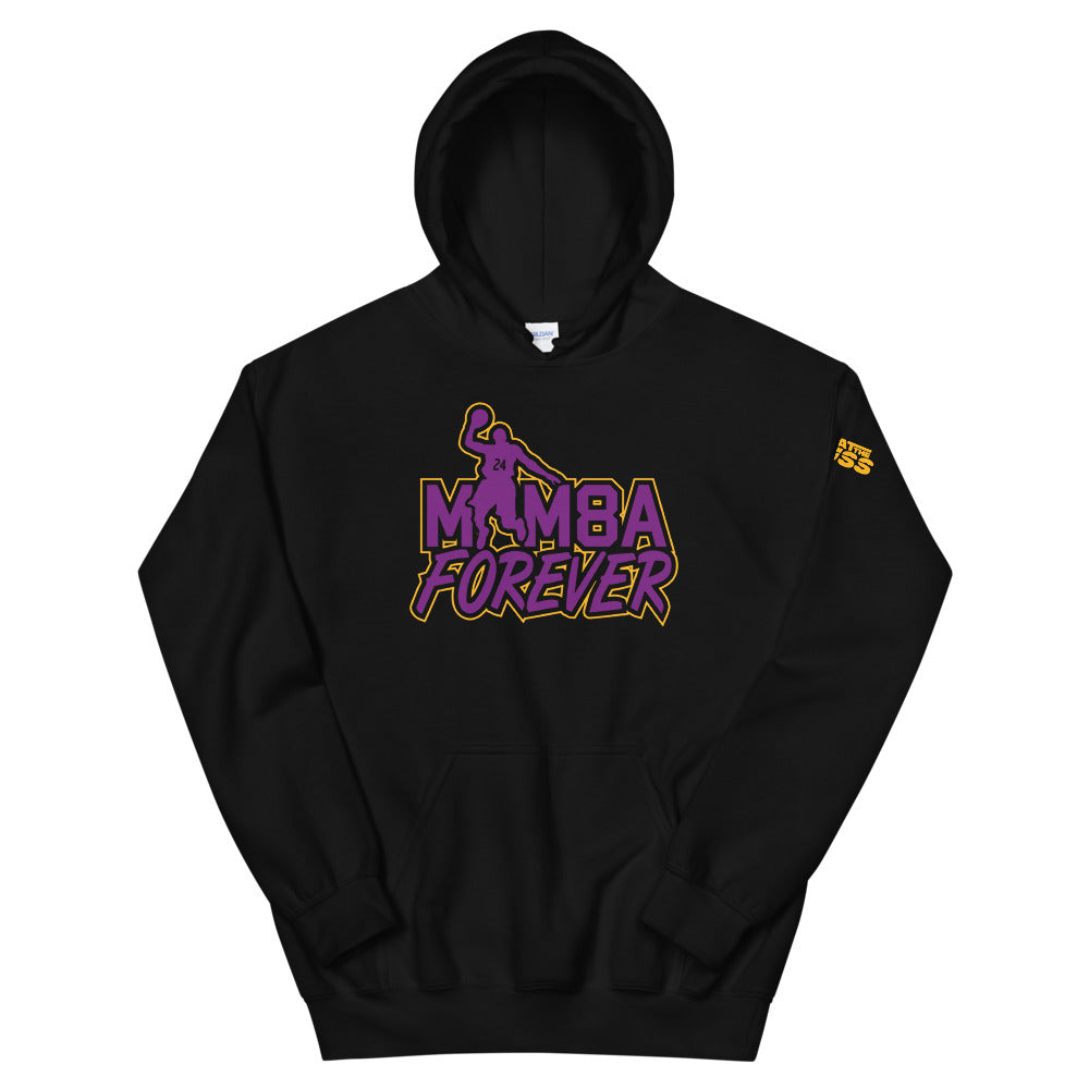 Mam8a Forever Unisex Hoodie - What The Fuss Apparel