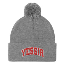 Load image into Gallery viewer, Yessir Beanie - What The Fuss Apparel