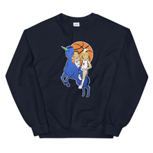Load image into Gallery viewer, The Euros Unisex Sweatshirt - What The Fuss Apparel