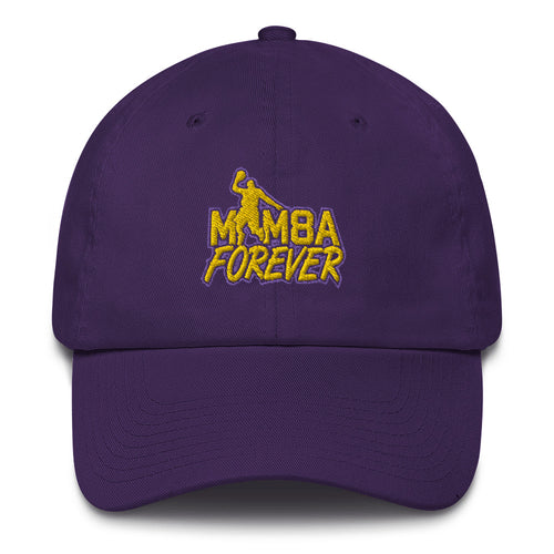 Mam8a Forever Cotton Cap - What The Fuss Apparel