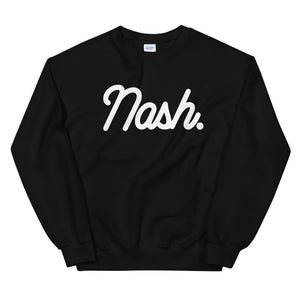 The Statement Unisex Sweatshirt - What The Fuss Apparel