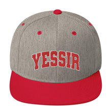 Load image into Gallery viewer, Yessir! Snapback Hat - What The Fuss Apparel