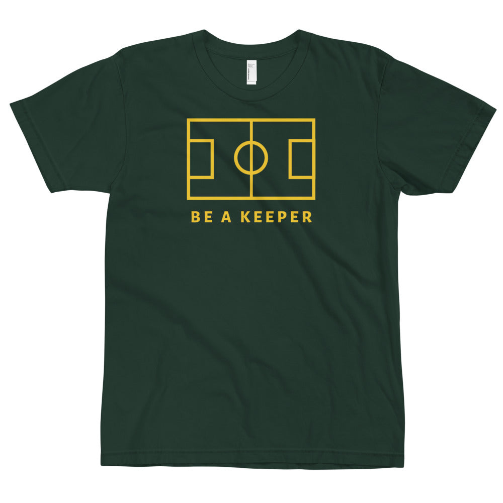 Be A Keeper Tee - What The Fuss Apparel