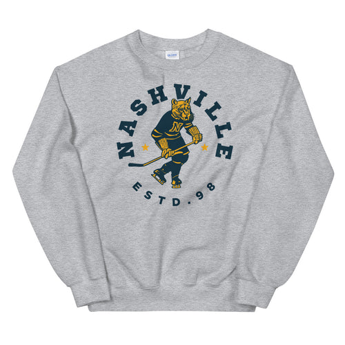 Hockey City Sweatshirt - What The Fuss Apparel