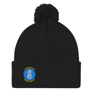 It's More Fun To Be Wrong On Purpose Beanie - What The Fuss Apparel