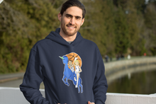 Load image into Gallery viewer, The Euros Unisex Hoodie - What The Fuss Apparel