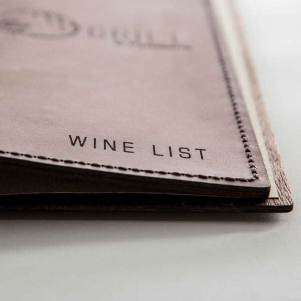 Restaurant Menu, Winelist etc. Price per quote