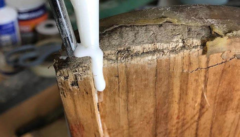 BATS REPAIRED ON SITE | Cooper Cricket