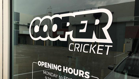 BRISBANE WORKSHOP OPENS | Cooper Cricket